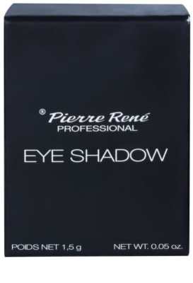 Pierre René Eyes Eyeshadow fard ochi pentru un efect de lunga durata 2