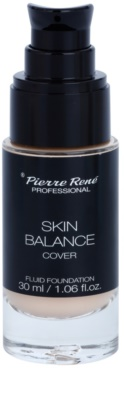 Pierre René Face Skin Balance fond de ten rezistent la apa pentru un efect de lunga durata 1