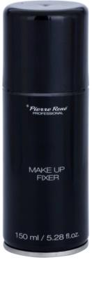 Pierre René Face fijador de maquillaje en spray resistente al agua