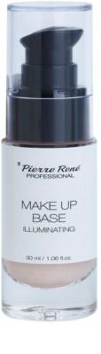 Pierre René Face prebase de maquillaje iluminadora