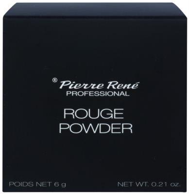 Pierre René Face róż do policzków i cienie do powiek w jednym 2
