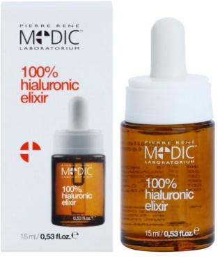 Pierre René Medic Laboratorium 100% elixír kyseliny hyaluronové 1