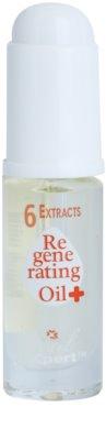 Pierre René Nails Nutrition regeneracijsko olje za nohte in obnohtno kožo