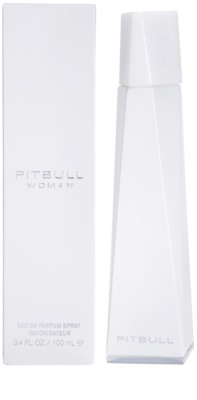 Pitbull Pitubull Woman eau de parfum nőknek