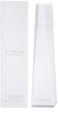 Pitbull Pitubull Woman parfémovaná voda pro ženy