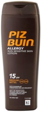 Piz Buin Allergy napozótej SPF 15
