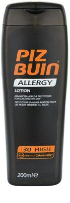 Piz Buin Allergy leite after sun SPF 30