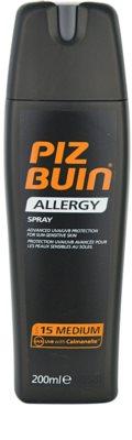 Piz Buin Allergy napozó spray SPF 15