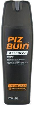 Piz Buin Allergy spray solar SPF 15