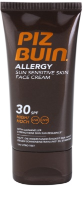 Piz Buin Allergy слънцезащитен крем за лице SPF 30