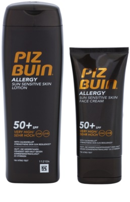 Piz Buin Allergy coffret XII.