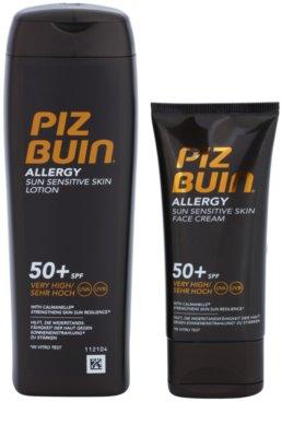 Piz Buin Allergy kozmetični set XII.