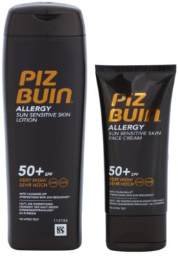 Piz Buin Allergy lote cosmético XII.
