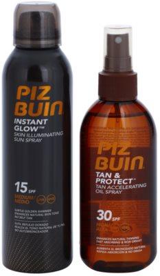Piz Buin Instant Glow косметичний набір I.