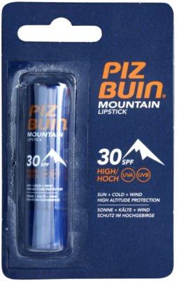 Piz Buin Mountain schützendes Lippenbalsam SPF 30