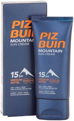 Piz Buin Mountain krema za sončenje SPF 15 1