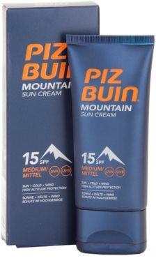 Piz Buin Mountain krem do opalania SPF 15 1