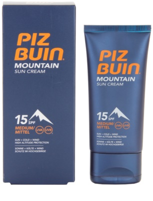 Piz Buin Mountain Sonnencreme SPF 15 2