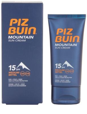 Piz Buin Mountain krema za sončenje SPF 15 2