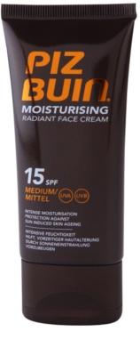 Piz Buin Moisturising зволожуючий крем для шкіри SPF 15