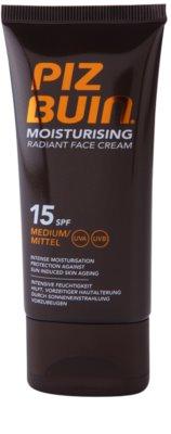 Piz Buin Moisturising hidratáló arckrém SPF 15