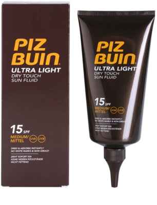 Piz Buin Ultra Light tělový fluid SPF 15 2