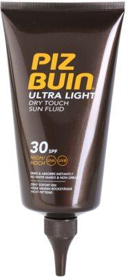 Piz Buin Ultra Light fluido corporal SPF 30