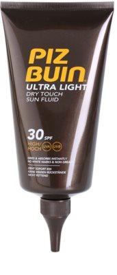 Piz Buin Ultra Light флюїд для тіла SPF 30
