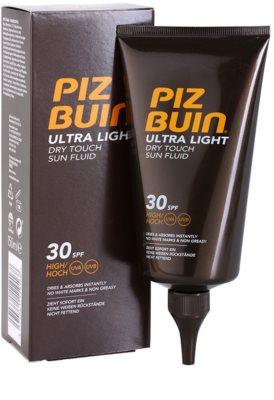 Piz Buin Ultra Light fluido corporal SPF 30 1