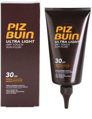 Piz Buin Ultra Light fluido corporal SPF 30 2