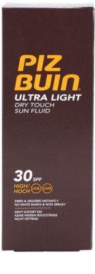 Piz Buin Ultra Light fluido corporal SPF 30 3