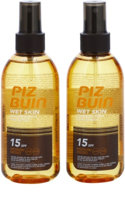 Piz Buin Wet Skin set cosmetice II.