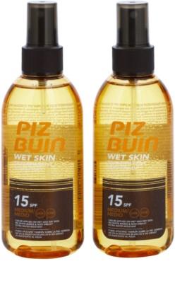Piz Buin Wet Skin zestaw kosmetyków II.