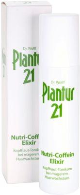 Plantur 21 elixir nutri-cafeina par 1