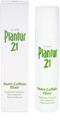 Plantur 21 elixir nutri-cafeina par 2