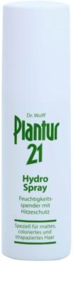 Plantur 21 feuchtigkeitsspendendes Spray für thermische Umformung von Haaren