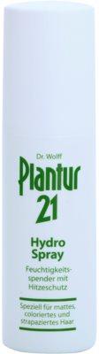 Plantur 21 spray hidratante protector de calor para el cabello