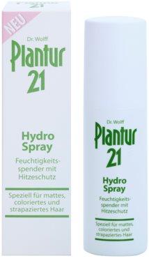 Plantur 21 feuchtigkeitsspendendes Spray für thermische Umformung von Haaren 2