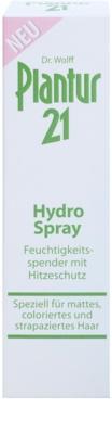 Plantur 21 feuchtigkeitsspendendes Spray für thermische Umformung von Haaren 3