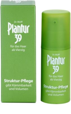 Plantur 39 preparat strukturyzujący dla łatwego rozczesywania włosów 3