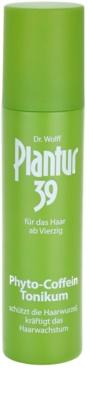 Plantur 39 tónico para el crecimiento y fortalecimiento del cabello desde las raíces