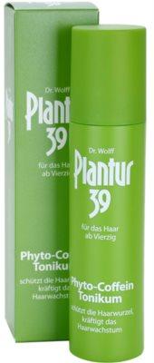 Plantur 39 tonik a haj növekedéséért és megerősítéséért a hajtövektől kezdve 1