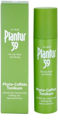 Plantur 39 tonik a haj növekedéséért és megerősítéséért a hajtövektől kezdve 2