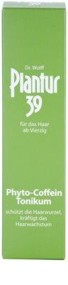 Plantur 39 tonik a haj növekedéséért és megerősítéséért a hajtövektől kezdve 3
