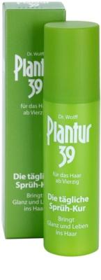 Plantur 39 feuchtigkeitsspendendes Spray gegen Haarausfall 1