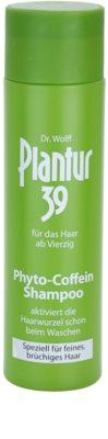 Plantur 39 sampon koffein kivonattal a finom hajért
