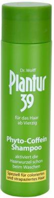 Plantur 39 kofeinový šampon pro barvené a poškozené vlasy