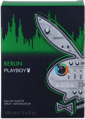 Playboy Berlin Eau de Toilette für Herren 4