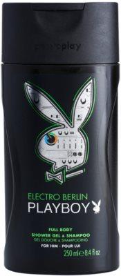 Playboy Berlin гель для душу для чоловіків