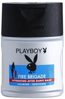 Playboy Fire Brigade After Shave Balsam für Herren